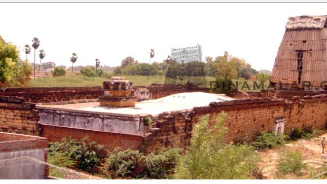 Ucchishta Ganapati temple in Tirunelveli